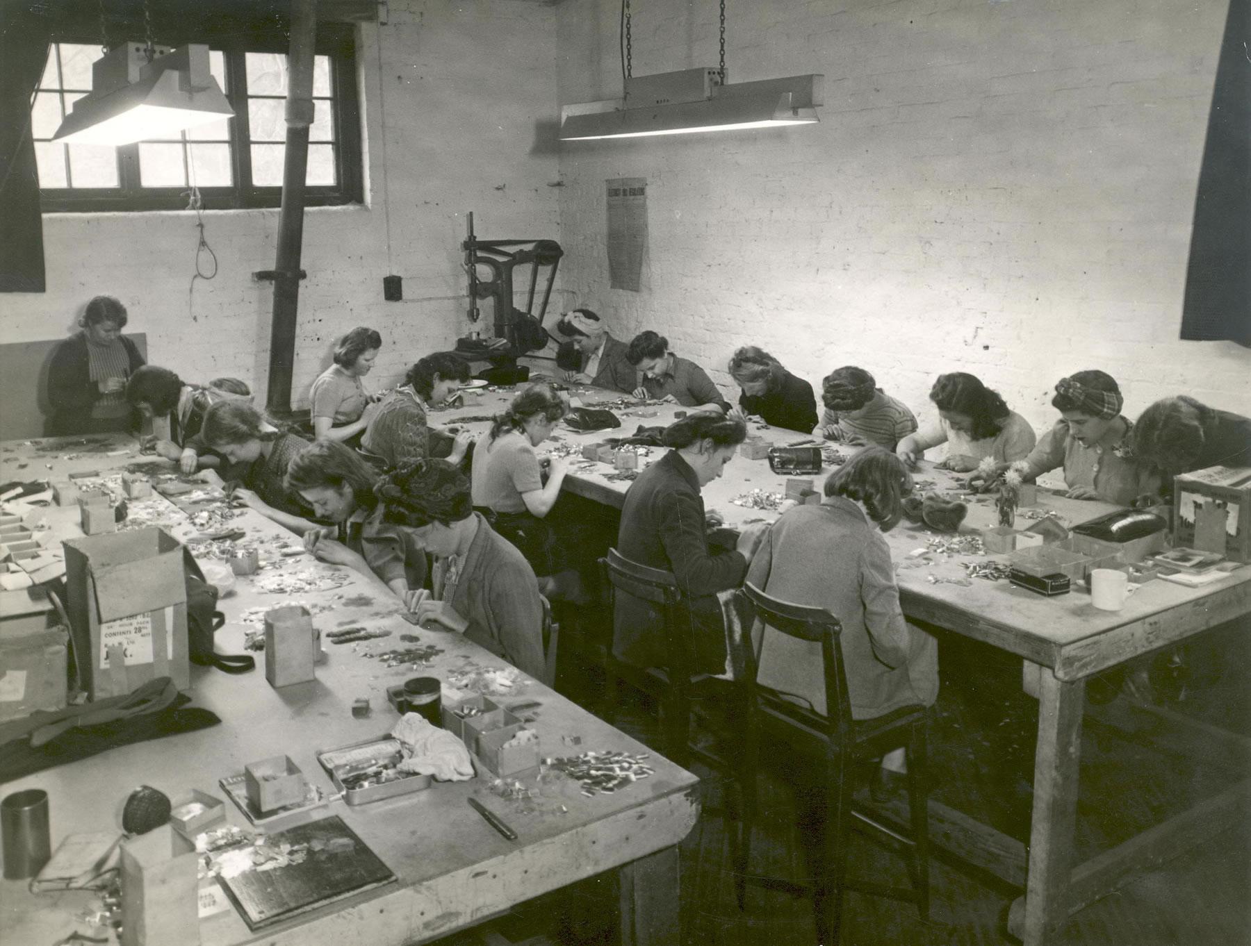 Elmbridge Museum Esher Commemorates VE Day Anniversary With Blitz Exhibition, Workshop & Talk