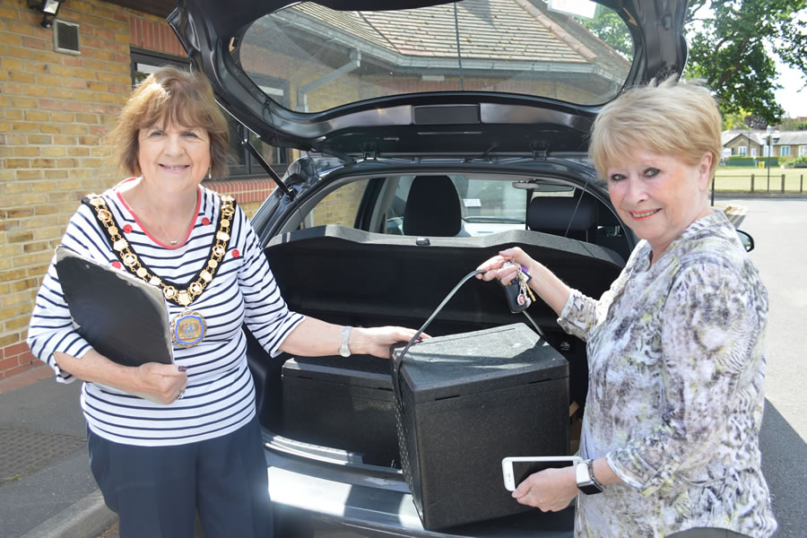 Elmbridge Borough Council Services - Meals On Wheels