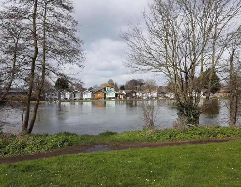 River Thames - Elmbridge Healthy Walks
