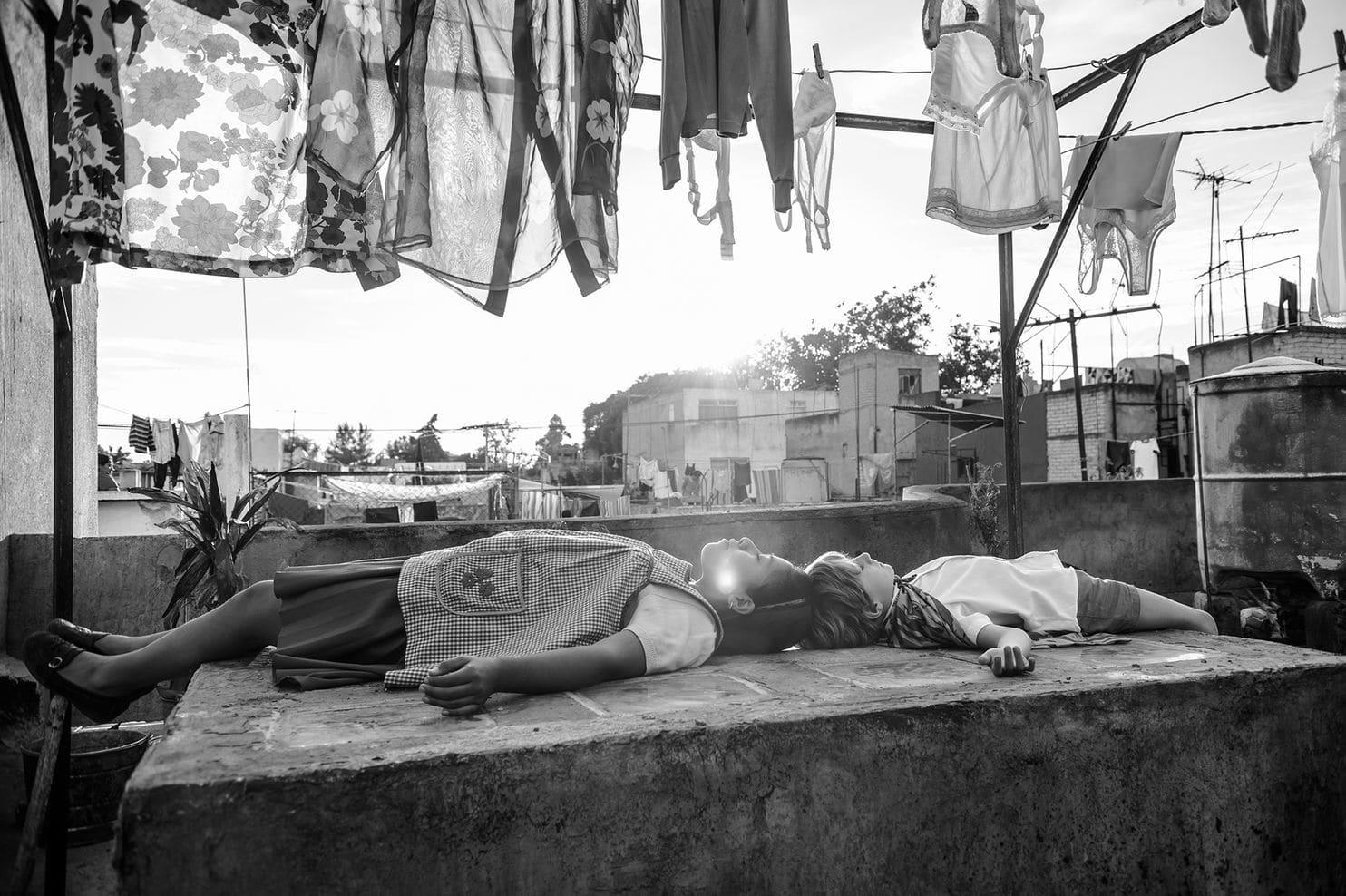 Roma – March Movie at Walton & Weybridge Film -A turbulent year in Mexico City