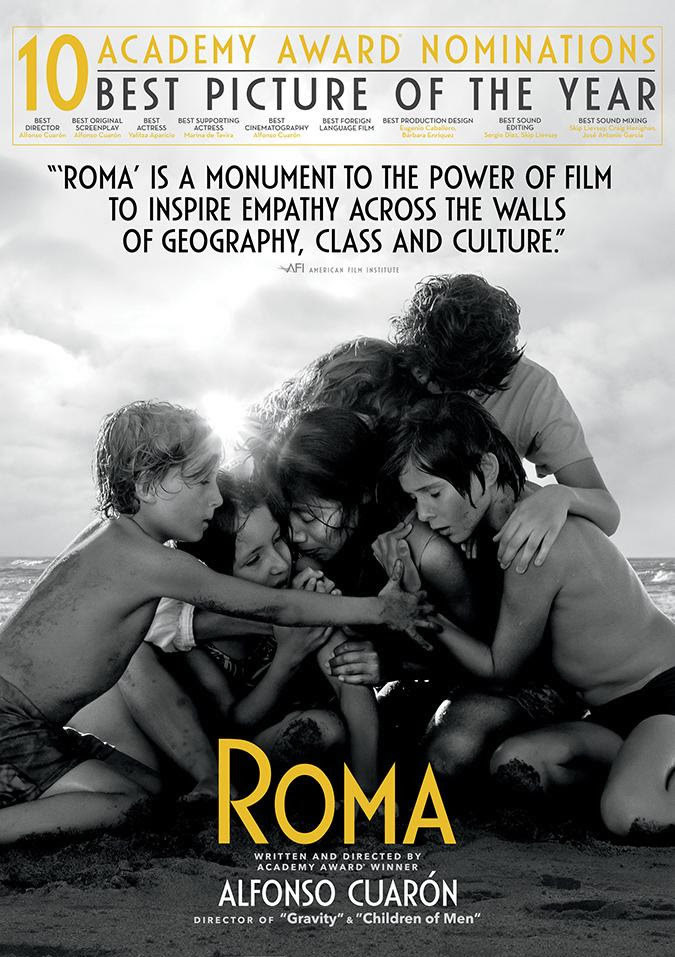 Nominated for 10 Academy Awards, including Best Picture. Winner of 3 Oscars (Cinematography, Director and Best Foreign Language Film)