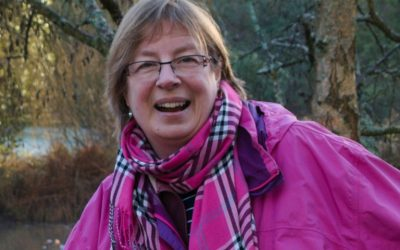 Why I Volunteer – Karen Stow – Elmbridge Healthy Walks