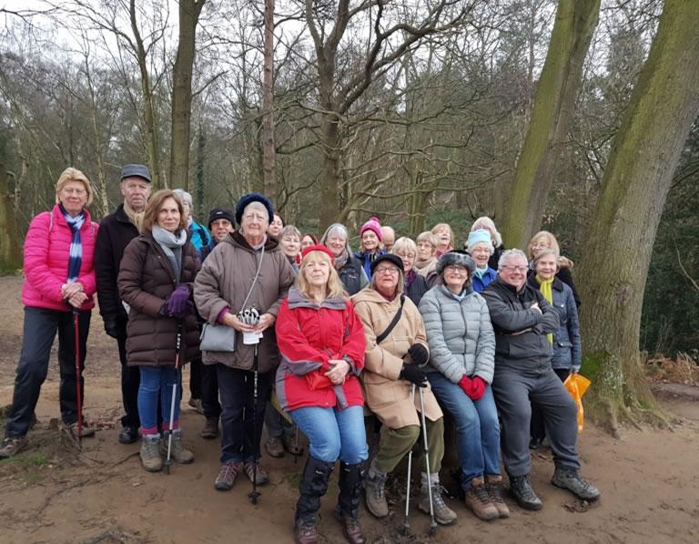 Walking Group - Elmbridge Healthy Walks Programme