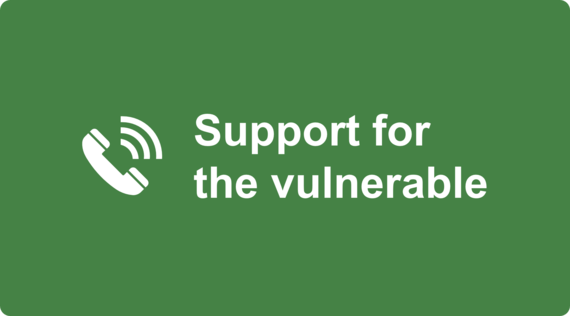 Elmbridge BC - Supporting the vulnerable in covid-19 pandemic