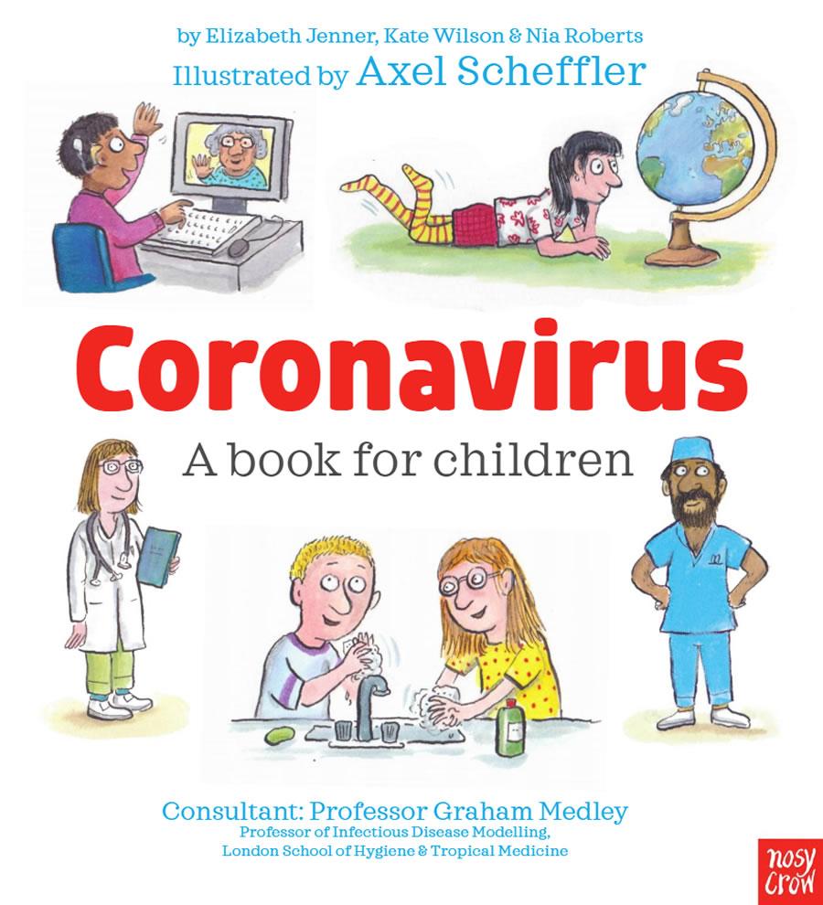 Free book to help children understand Corona Virus