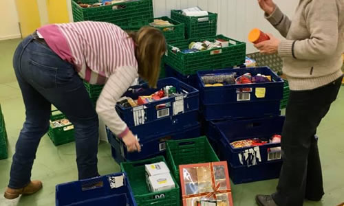 Fundraising online for Walton and Hersham Foodbank