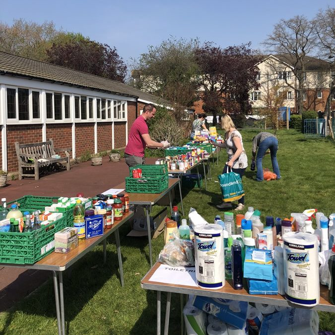 Walton & Hersham Foodbank – The Need Is Greater Than Ever. Can You Help? / Need Help?