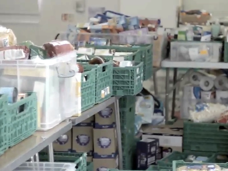 Food and essential groceries - East Elmbridge Foodbank