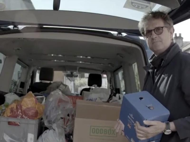 Food delivery volunteer - East Elmbridge Foodbank