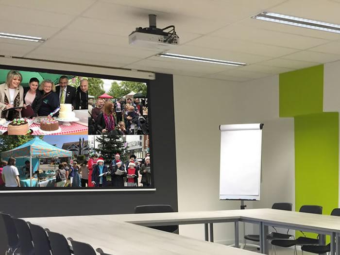 WeybridgeTown Business Group Meeting