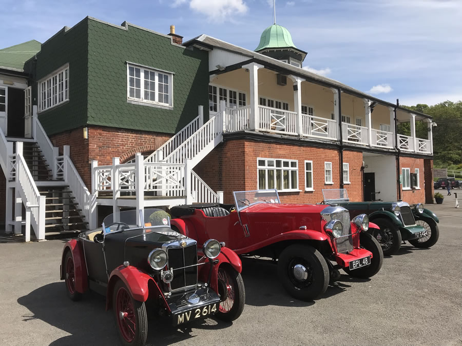Brooklands Museum Volunteering - volunteer activies at Weybridge based mome of British Aviation and Motor Sport