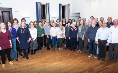 You've Got A Friend Video Recorded By Cobham's Earthly Voices Choir