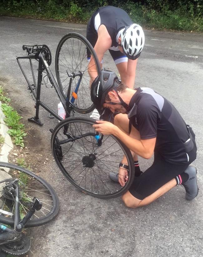 Charity Bike Ride - Weybridge and Walton