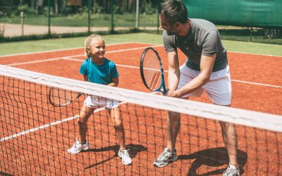 Leatherhead Tennis Classes – Coaching at Leisure Centre