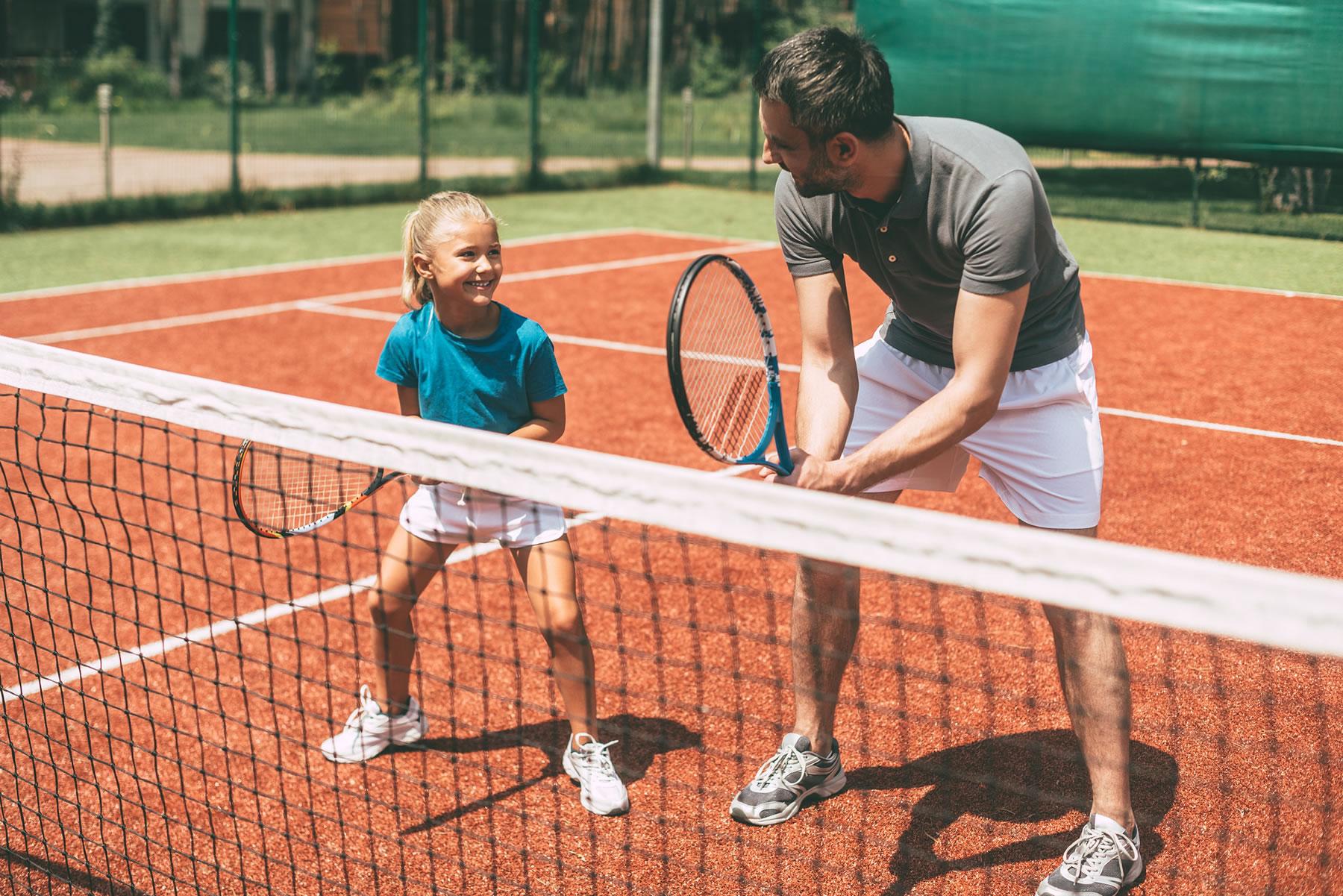 Cobham Tennis Lessons - Family Fridays