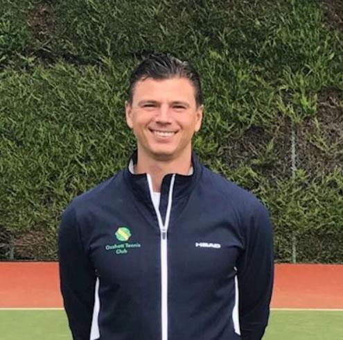 James Starr Coaching - Weybridge Tennis Classes in Churchfields Recreation Ground