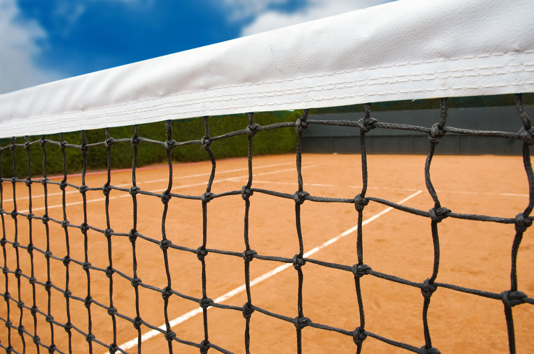 Tennis lessons in Weybridge for children 4 years and older