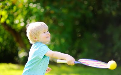 Oxshott Tennis Lessons For Children by Surrey Tennis Coaching