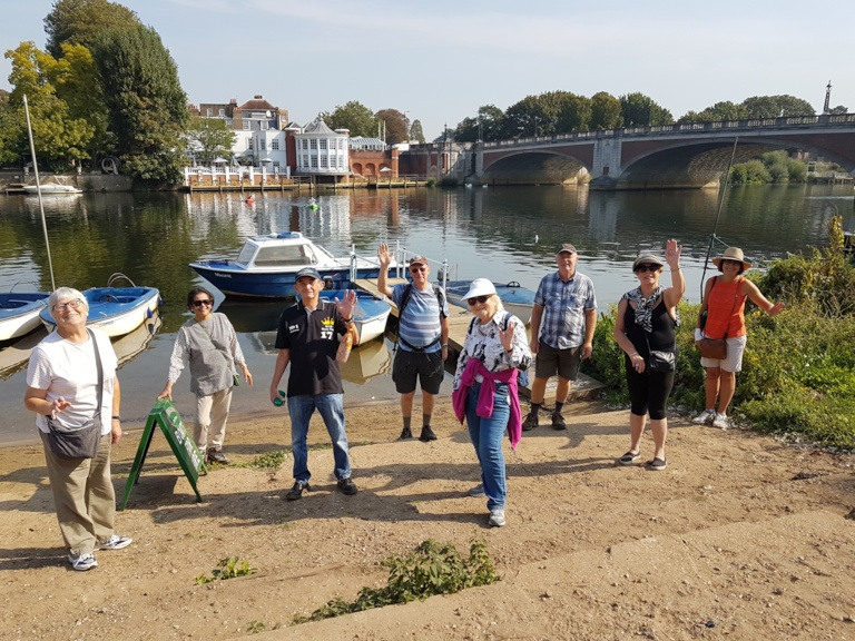 Elmbridge Healthy Walks 17th Anniversary September 2020