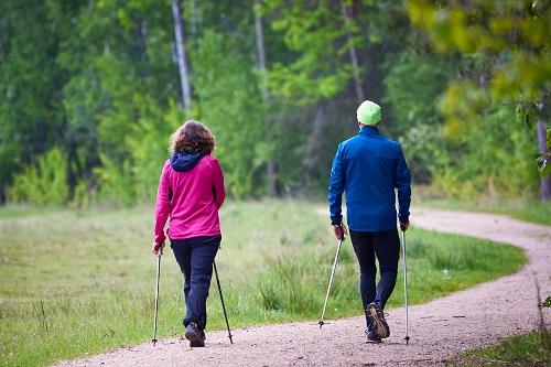 Nordic walking - 2020 Getting Elmbridge Active Survey