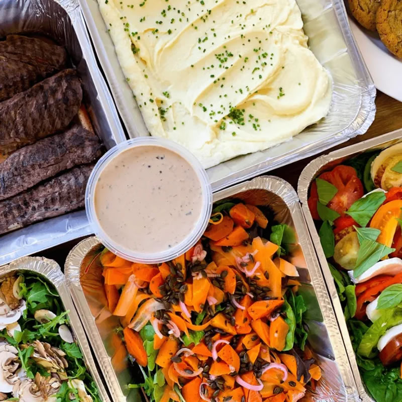 Bespoke Catering Service Delivered to Weybridge Byfleet Cobham