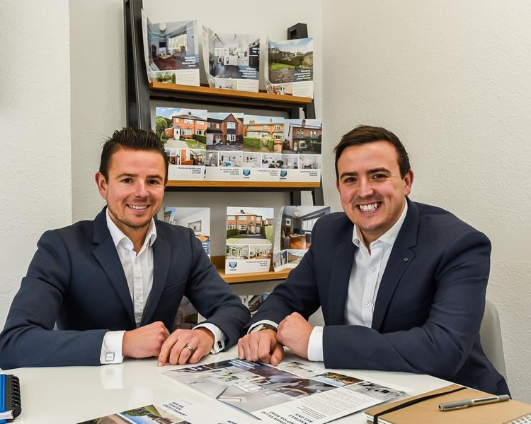 Justin & Nathan Hemming - Vision Properties Weybridge Estate Agents
