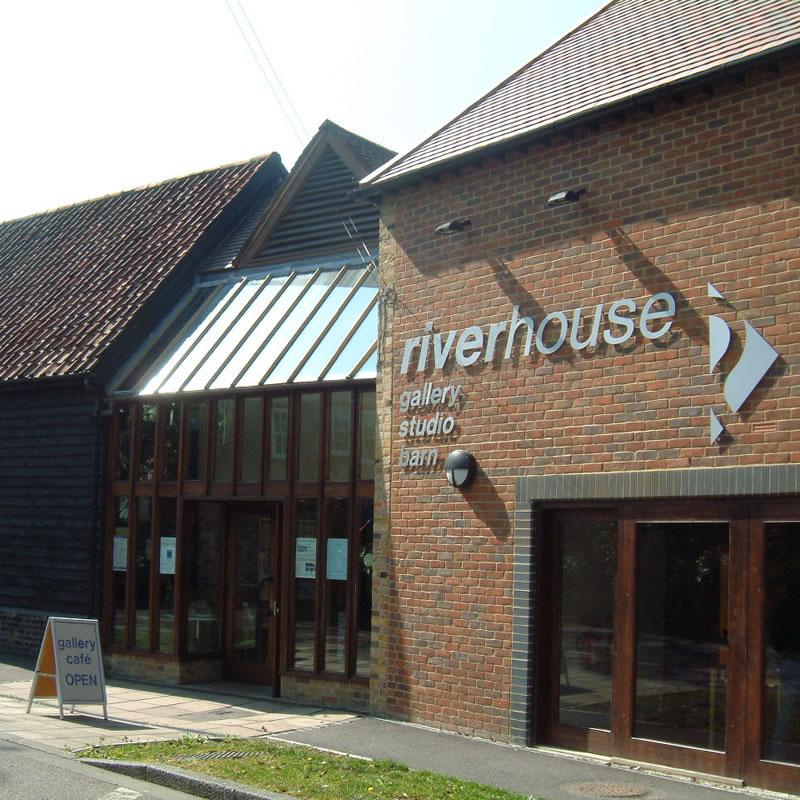 Riverhouse Barn Arts Centre Walton on Thames Elmbridge Surrey
