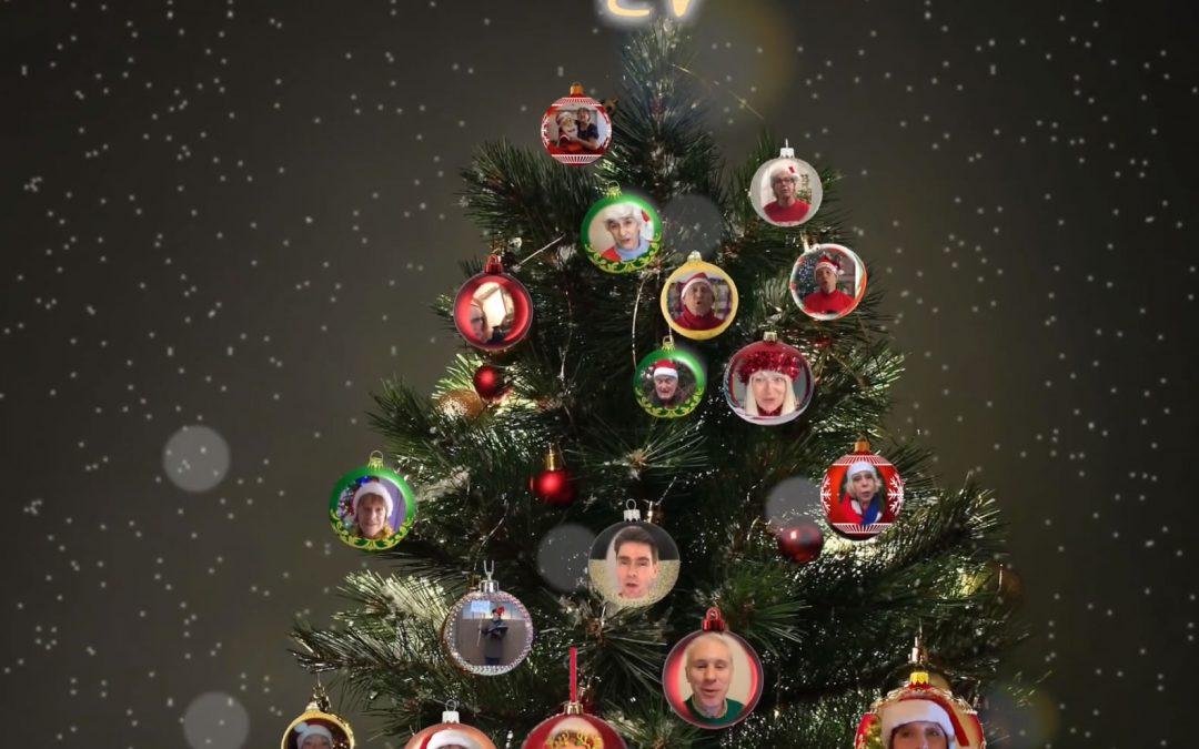 Earthly Voices Choir of Cobham – Fun Christmas Video