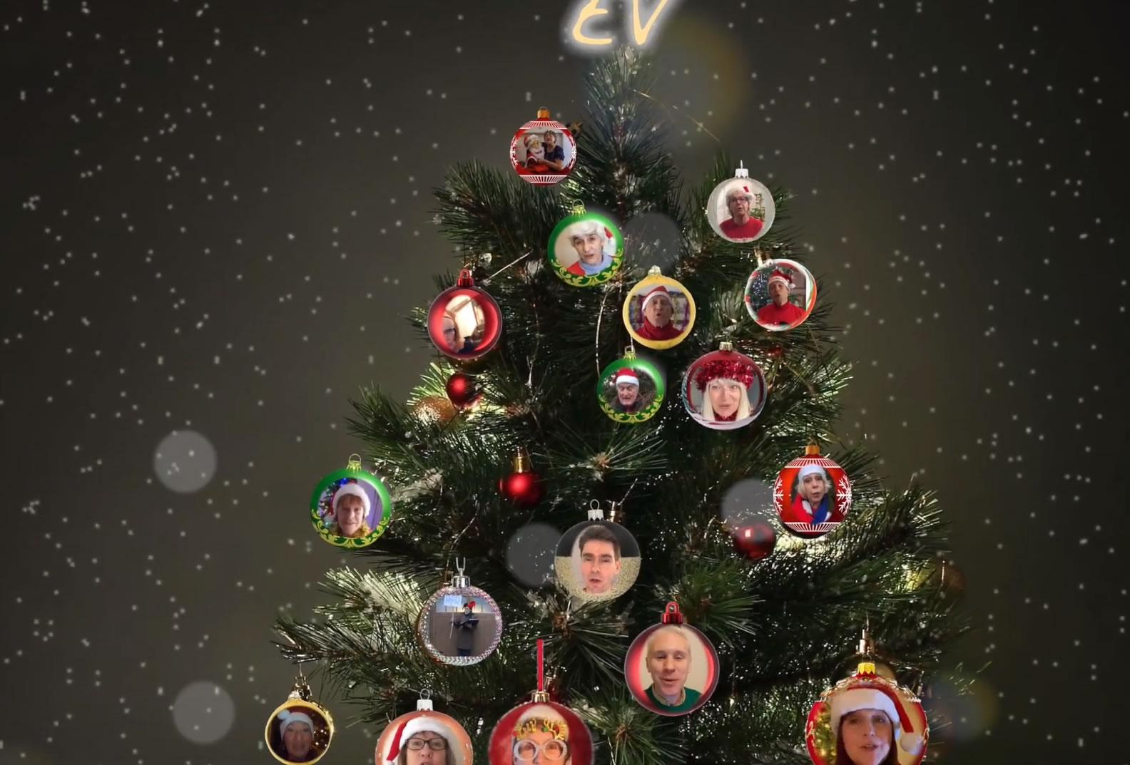 Earthly Voices Choir Cobham Elmbridge - We Wish You A Merry Christmas