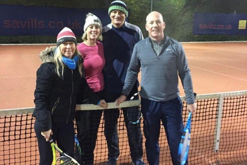 Cobham and Weybridge Tennis Lessons - Surrey Tennis Coaching