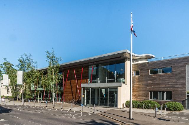 Leatherhead Leisure Centre - Guildford Road Fetcham