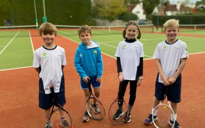 Children's & Adult Tennis Lessons In Weybridge – Try Tennis For Free