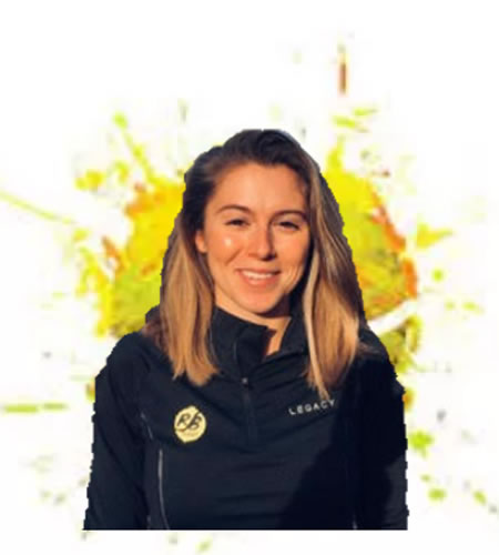 Imogen Boffin Tennis Coach at RBX Weybridge - Walton Lane Bannatyne Health Club