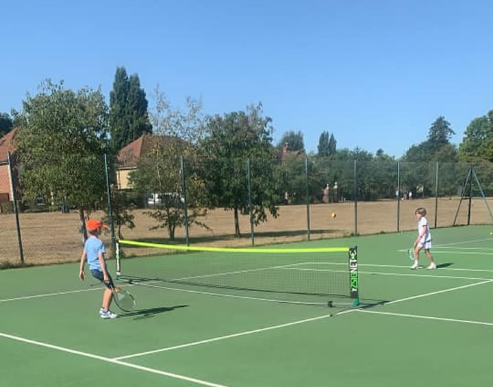 RBX Tennis Coaching - Matchplay at Breakfast Summer Camps