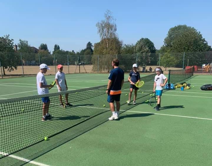 RBX Tennis Coaching in Weybridge - Churchfields Recreation Ground Courts