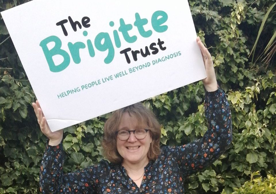 The Brigitte Trust has a new logo & website, but sad to say goodbye to Vanessa Smith