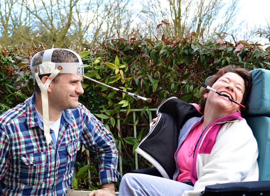 Care for Disabled including Multiple Sclerosis (MS) - Weybridge Elmbridge Surrey