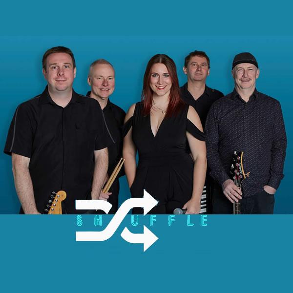 Weybridge Live Music from the band Shuffle