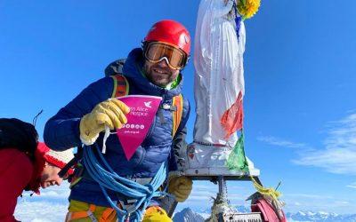 Please Support Amazing Mountains & Marathon Fundraiser for Princess Alice Hospice