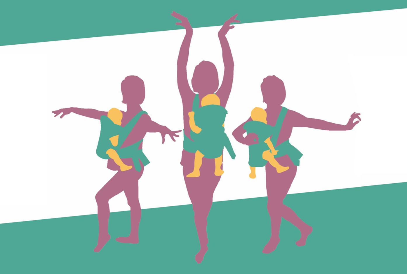 Weybridge Salsa Post Natal Dance Fitness Classes