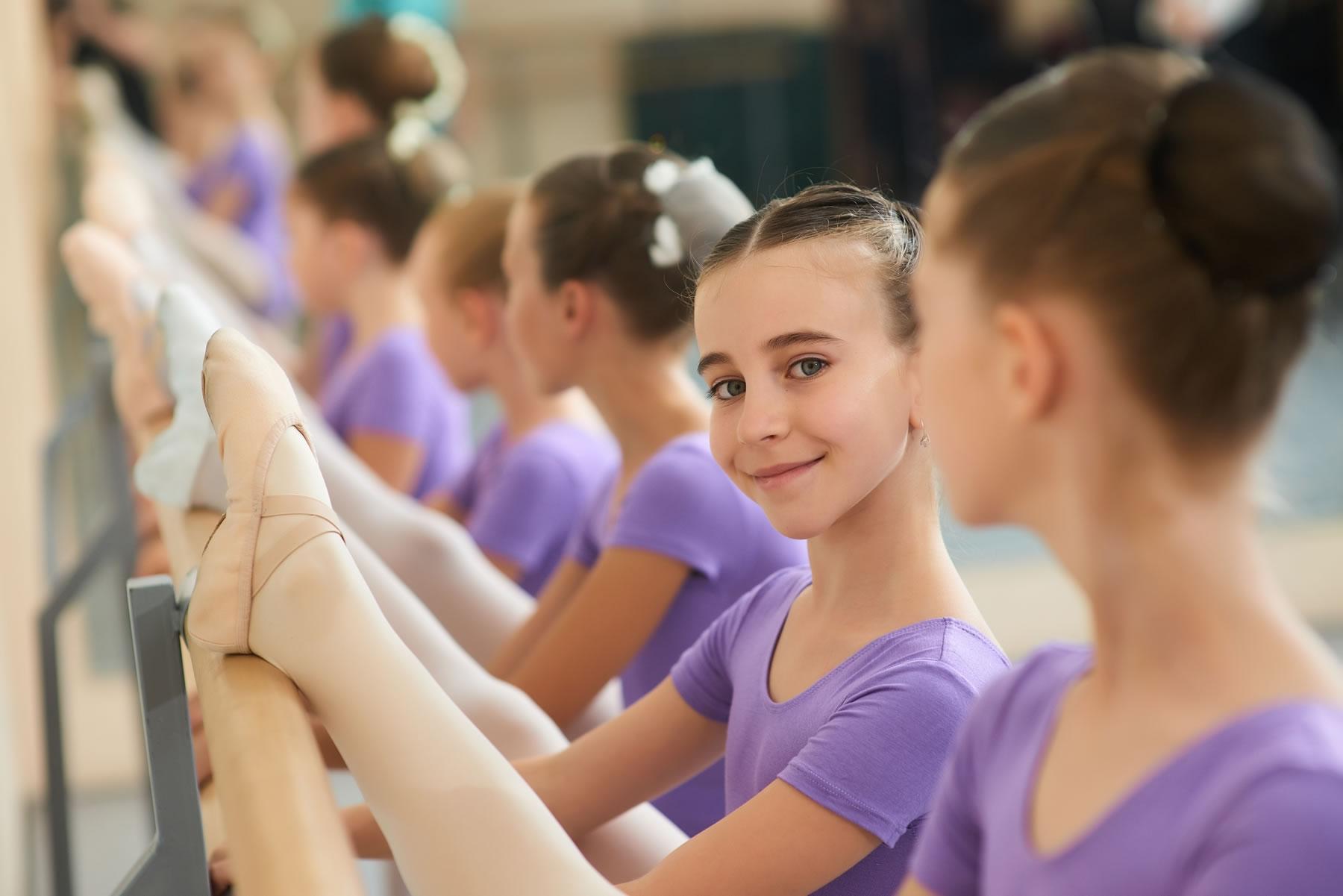 Ballet Classes - Weybridge Oatlands near Walton-on-Thames and Addlestone